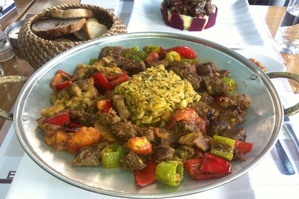 Osmanlı kebabı